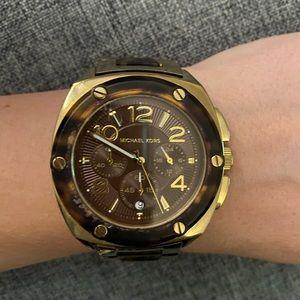Michael Kors | MK5593 Tribeca Tortoise Watch